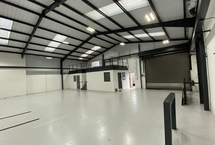 Northfield Industrial Property Sale