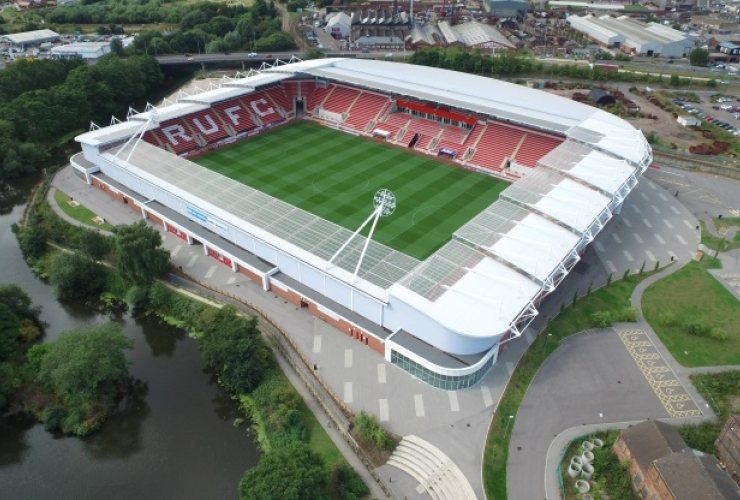 Further letting completed at the New York Stadium