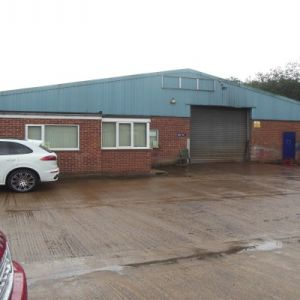 Industrial premises within North Anston Trading Estate