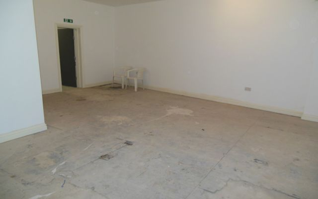 Newly-refurbished ground floor retail units