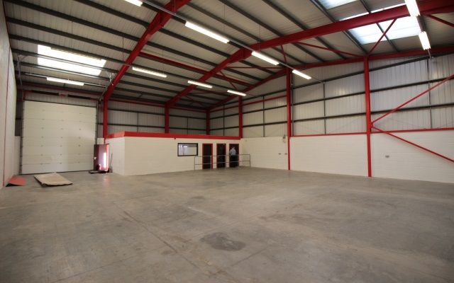 Modern industrial unit ideally suitable for trade counter use.