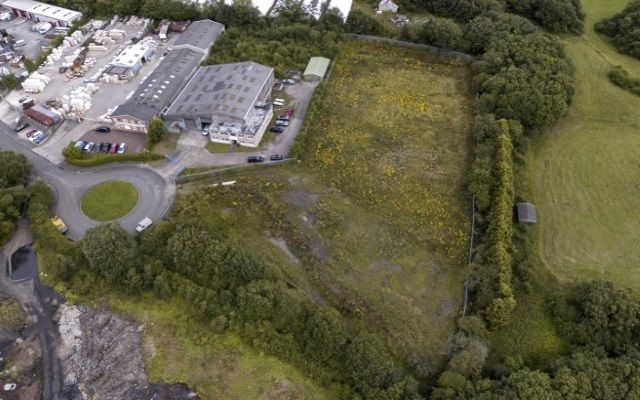 Freehold Development Land in Dronfield