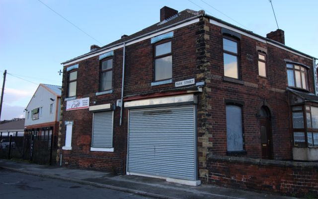 FREEHOLD part-let investment with vacant upper floor.