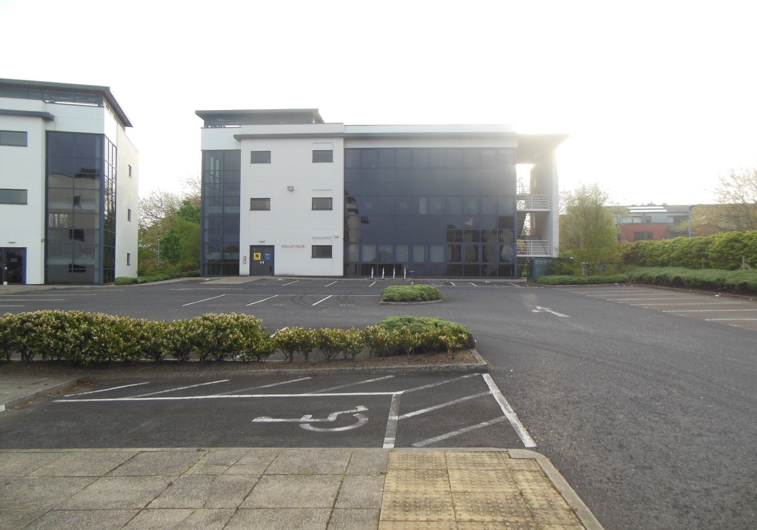 Grade-A offices to let at South Grove, Moorgate, Rotherham.