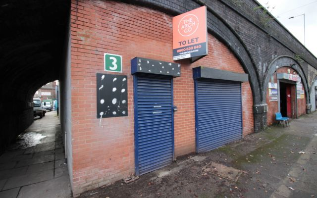 Refurbished business units conveniently located for Rotherham town centre.