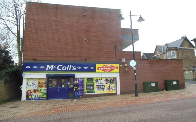 Ground floor retail unit to let with a freehold sale considered.
