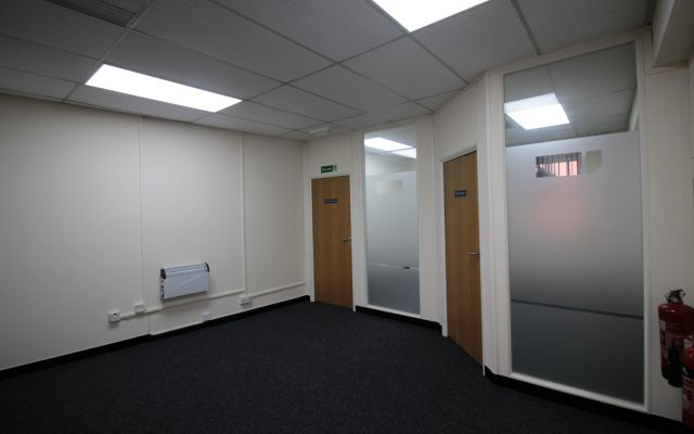 Refurbished 1st & 2nd Floor Offices