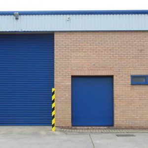 Modern industrial unit within 0.5 miles of the M1 motorway.