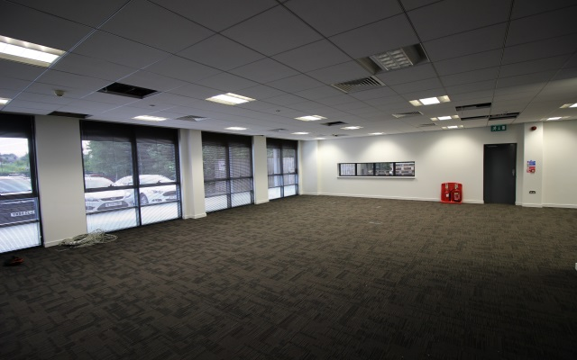Brand New Business Park Offices - Sheffield