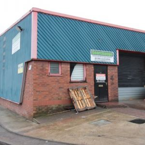 Modern Industrial unit, situated on a secure gated development.
